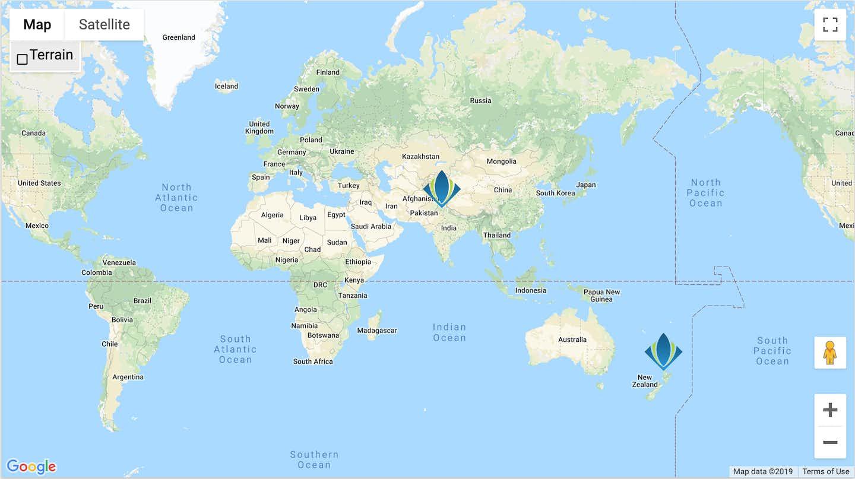 indivar locations