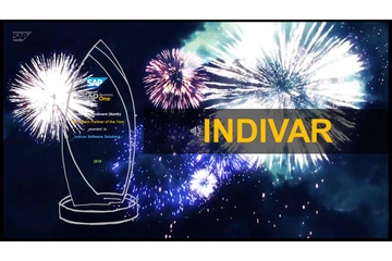 Indivar - SAP Impact Partner of Year 2019