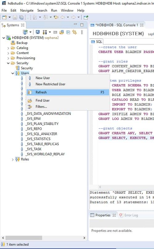 SAP HANA Studio Install - 10