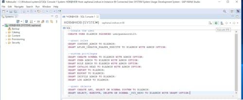 SAP HANA Studio Install - 8