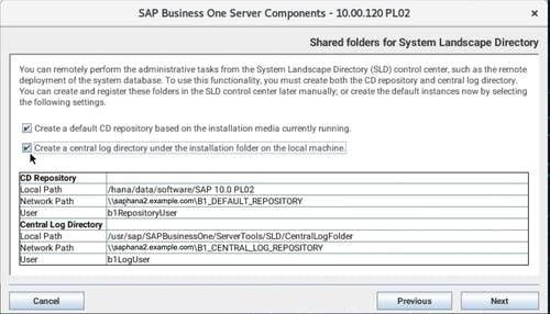 Install SAP B1 - 10