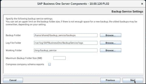 Install SAP B1 - 14