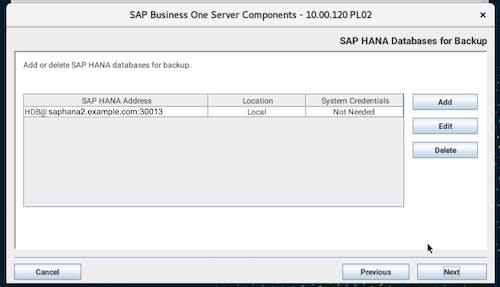 Install SAP B1 - 15