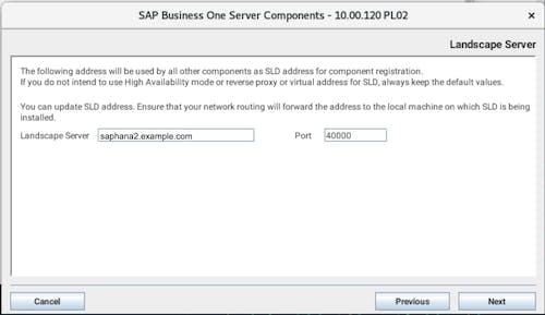 Install SAP B1 - 9