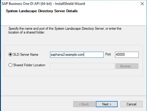 Install SAP B1 - v10
