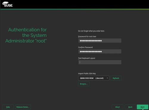 SUSE Install Process - 30