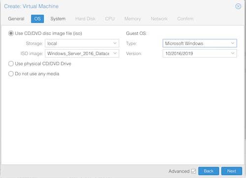 Windows Install - 1