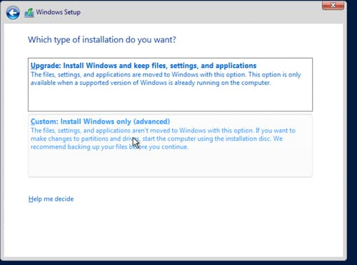 Windows Install - 3