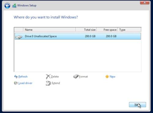 Windows Install - 4